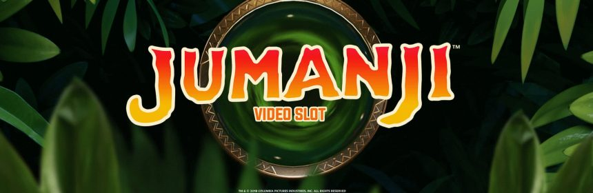 jumaniji 860x280 - Five More Great Movie-Themed Slots